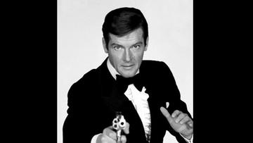 23-05-2017 15:27 Nie żyje Roger Moore, odtwórca roli Jamesa Bonda