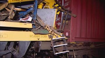 Wypadek kolejowy w Gdyni. Ucierpiały trzy osoby
