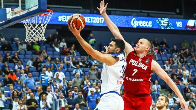 Eurobasket: Koniec przygody Polaków, porażka z Grecją