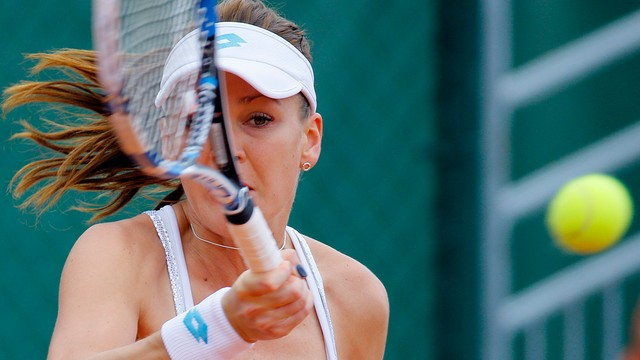 French Open: Radwańska odpadła w pierwszej rundzie