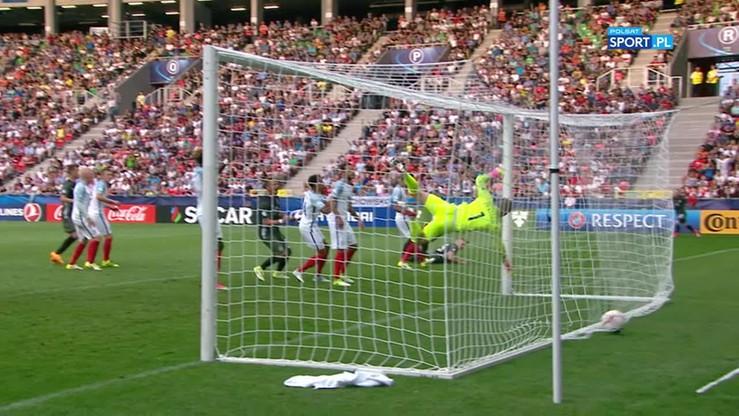 2017-06-27 Gol Platte w pierwszym kontakcie z piłką po... sześciu minutach na boisku