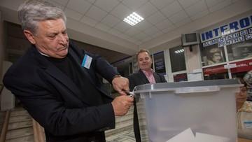 31-10-2016 05:37 Mołdawia z prorosyjskim prezydentem? Będzie druga tura wyborów