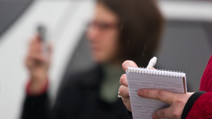 Reporterzy bez Granic: wolność mediów w Polsce zagrożona. Spadek o 7 miejsc w rankingu