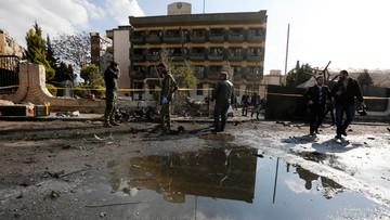 10-02-2016 16:04 Kerry i Ławrow chcą zawieszenia broni w Syrii i dostarczenia pomocy humanitarnej