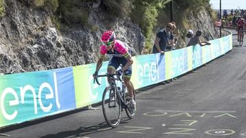 2016-05-18 Giro d'Italia: Ulissi wygrał etap, Jungels nadal liderem