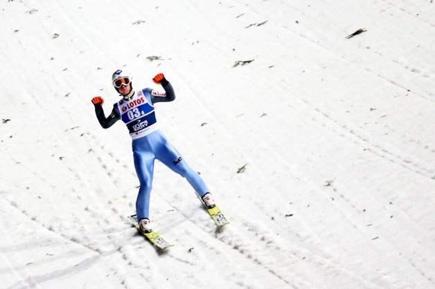 Stoch wygrał kwalifikacje w Zakopanem