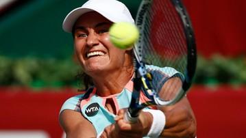 2017-01-12 Turniej WTA w Hobart: Niculescu jedyną rozstawioną w półfinałach