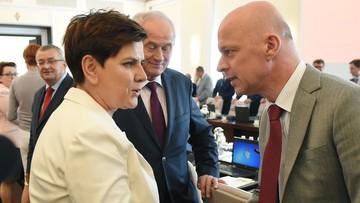 """25-08-2016 15:45 """"To nie była łatwa dyskusja"""". Rząd przyjął wstępny projekt budżetu na 2017 r."""