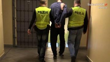 Potrącili funkcjonariusza i uciekli policji. Są zarzuty