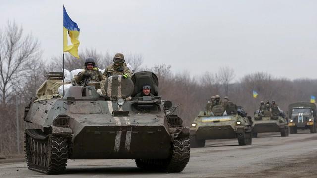 Ukraina: wszedł w życie nowy rozejm w Donbasie