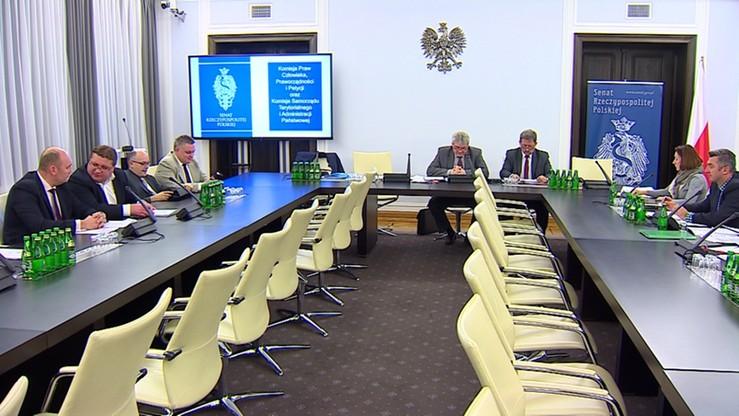 Senackie komisje: bez poprawek do ustawy o zgromadzeniach