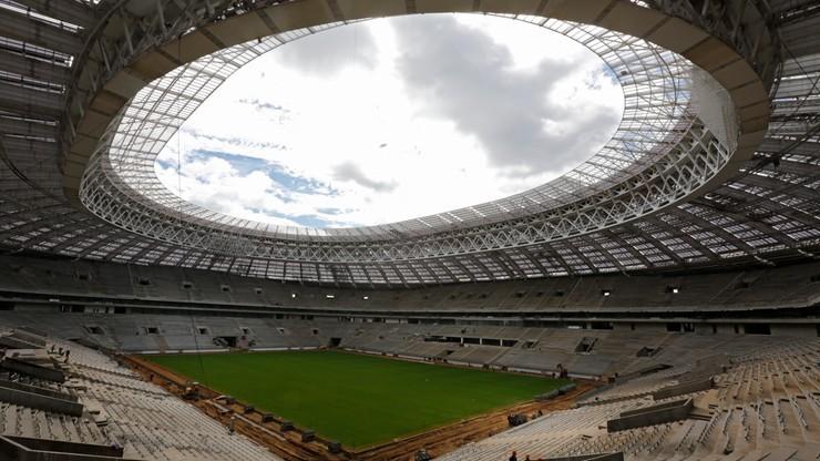 MŚ 2018: Problemy wokół stadionu Łużniki