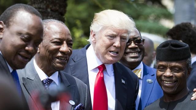 Trump o swej pierwszej zagranicznej podróży: to był historyczny tydzień