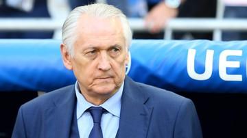 Euro 2016. Fomenko: Jestem odpowiedzialny za naszą porażkę