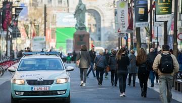 24-03-2017 13:53 Wjechał na zatłoczony deptak w Antwerpii. Tunezyjczyk oskarżony o terroryzm