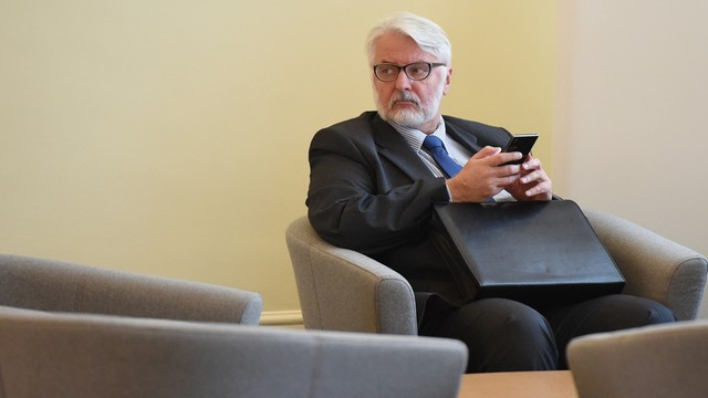 Waszczykowski: Raport Komisji Weneckiej jest skrajnie jednostronny