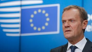 20-12-2016 21:38 Donald Tusk: Polska stała się problemem europejskim