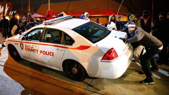 USA: stan wyjątkowy po strzelaninie w Ferguson
