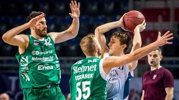 2017-02-08 Puchar Europy FIBA: Porażka Stelmetu z Chorwatami