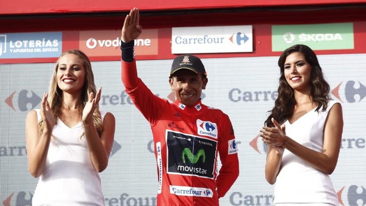 Vuelta a Espana: Quintana wygrał drugi wielki wyścig