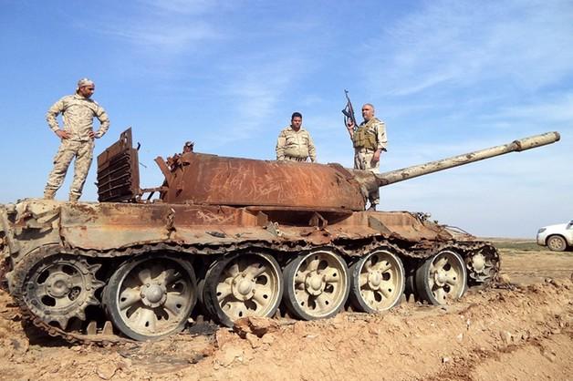 Irak: wojsko chce odbić Tirkut z rąk dżihadystów