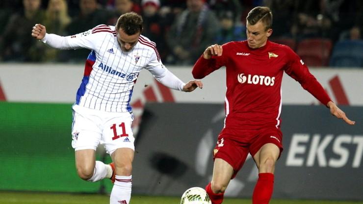 Górnik Zabrze walczył do końca i urwał Lechii Gdańsk punkty