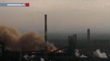 22-04-2016 17:12 Huta stali zatruwa Kraków. Raport o 15 awariach i 5 dodatkowych tonach pyłu w atmosferze