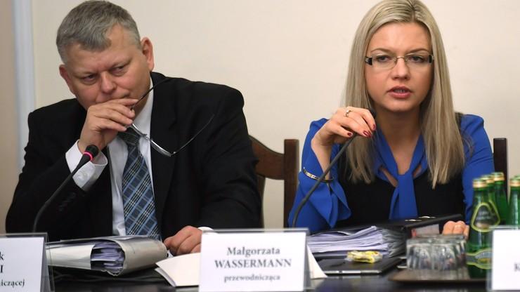 Komisja śledcza ds. Amber Gold o możliwości popełnienia przestępstwa przez prokuratorów