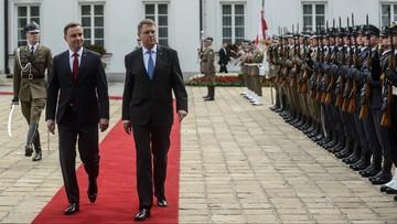 10-07-2016 12:59 Duda o decyzjach szczytu NATO: ważne dla Europy Środkowo-Wschodniej