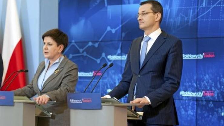 Premier z zastrzeżeniami do strategii przygotowanej przez Morawieckiego