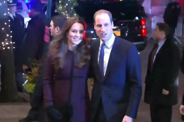 Kate i William w Nowym Jorku