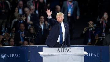 """22-03-2016 05:13 Trump: NATO kosztuje fortunę """"musimy zadbać o siebie"""""""