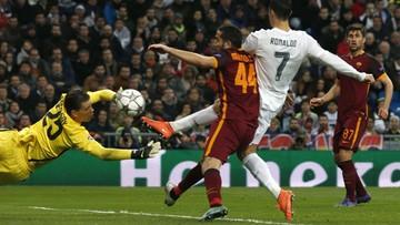 09-03-2016 05:00 LM: Szczęsny dwoił się i troił, ale nie zatrzymał Realu. Roma znów pokonana