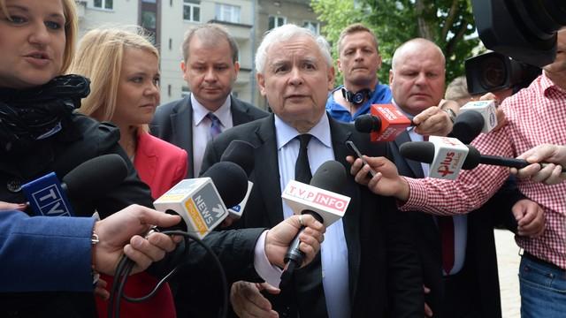 Kaczyński: mam nadzieję, że będzie jeszcze więcej wyroków