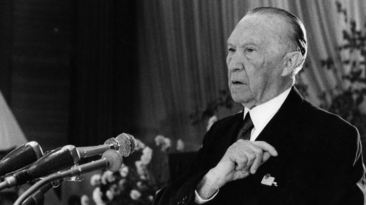 """""""Der Spiegel"""": prezes TK pomagał kanclerzowi Adenauerowi"""