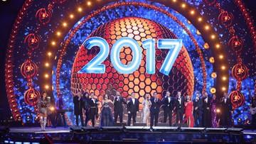 01-01-2017 12:59 Ponad 4 mln widzów wzniosło noworoczny toast z Polsatem. Świetny wynik 10. Sylwestrowej Mocy Przebojów