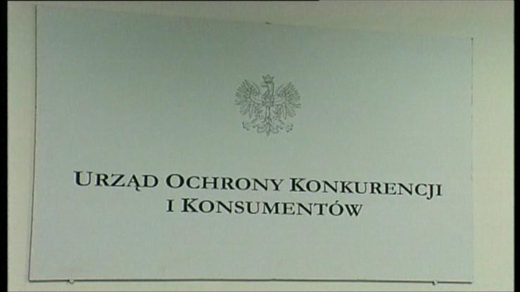 Trzy firmy ukarane za zmowę przetargową. UOKiK nałożył ponad 133 tys. zł kary