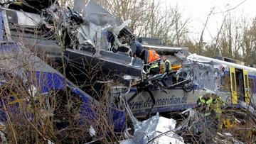 09-02-2016 12:03 Zderzenie pociągów w Bawarii, są ofiary