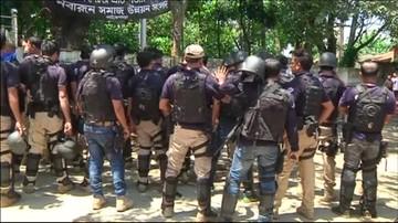 Bangladesz: w operacji policji zginął organizator zamachu w Dhace