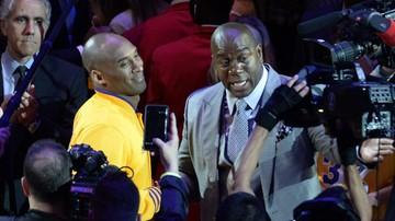 2017-02-21 Johnson prezydentem Los Angeles Lakers ds. koszykarskich