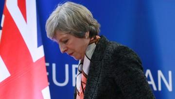 14-03-2017 06:06 Brytyjski parlament upoważnił premier May do rozpoczęcia Brexitu