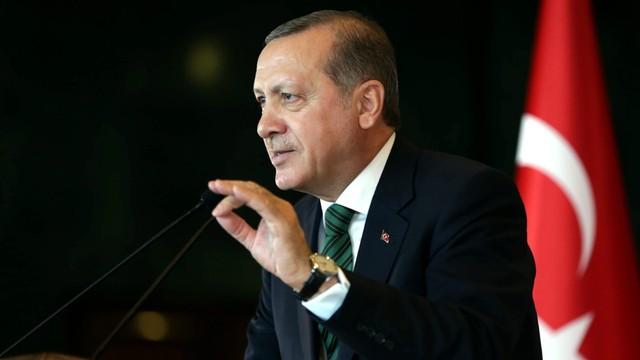 Turcja: Erdogan atakuje popleczników kurdyjskiego terroryzmu