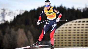 2016-12-17 Norweskie podium w La Clusaz. Kowalczyk nie startowała