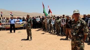 17-06-2016 08:50 Amerykańscy dyplomaci wzywają do nalotów na cele reżimu Assada w Syrii