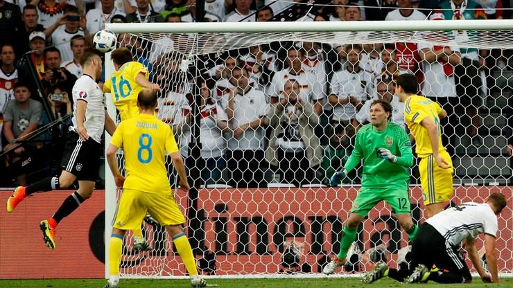 Niemcy - Ukraina: Mustafi otwiera wynik spotkania! (WIDEO)