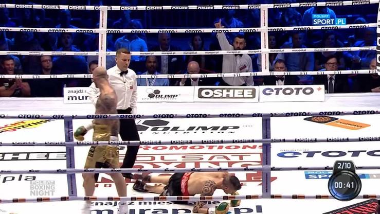 2017-06-24 Maciej Sulęcki - Damian Bonelli. Skrót walki