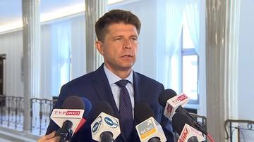 27-08-2016 12:05 Petru zaapelował do partii o wspólne rozwiązanie dot. reprywatyzacji