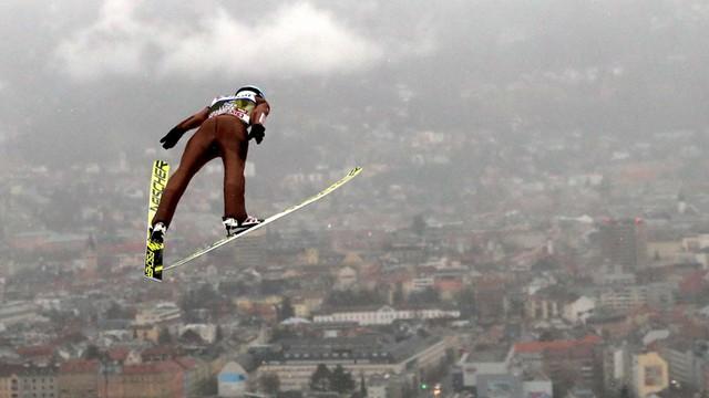 Siedmiu Polaków w konkursie w Innsbrucku. Drugie miejsce Stocha