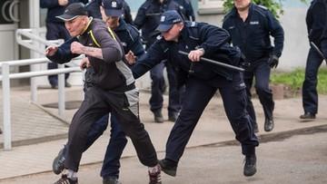 18-05-2016 22:16 Wrocław: kolejne zamieszki. Zatrzymano 34 osoby