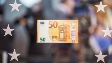 05-07-2016 16:22 50 euro w nowej odsłonie. Europejski Bank Centralny zaprezentował najnowszy banknot